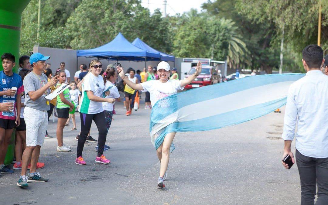 """Así se vivió la maratón """"8 k de Mujeres por Mujeres"""""""