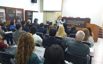 Primeras Jornadas Provinciales de Derecho y Bioderecho de la Salud