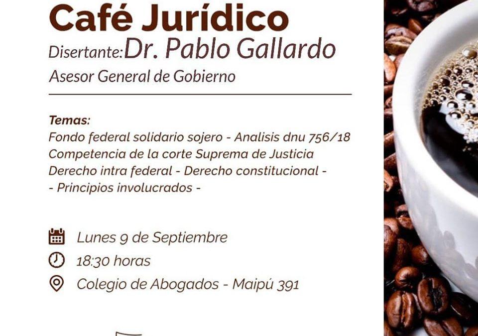 CAFÉ-JURÍDICO