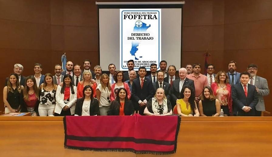 CATAMARCA PRESENTE EN ENCUENTRO NACIONAL DEL FOFETRA