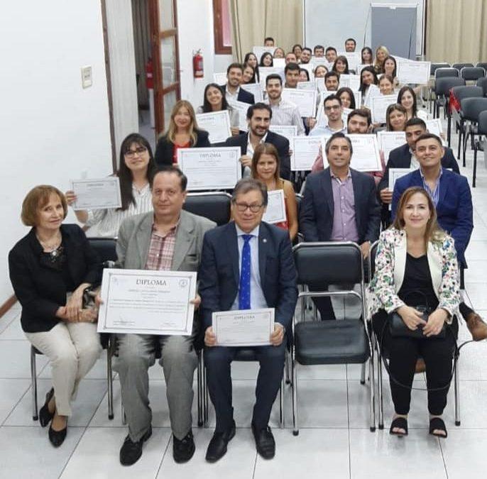 CIERRE DE LA DIPLOMATURA EN DERECHO PROCESAL CIVIL