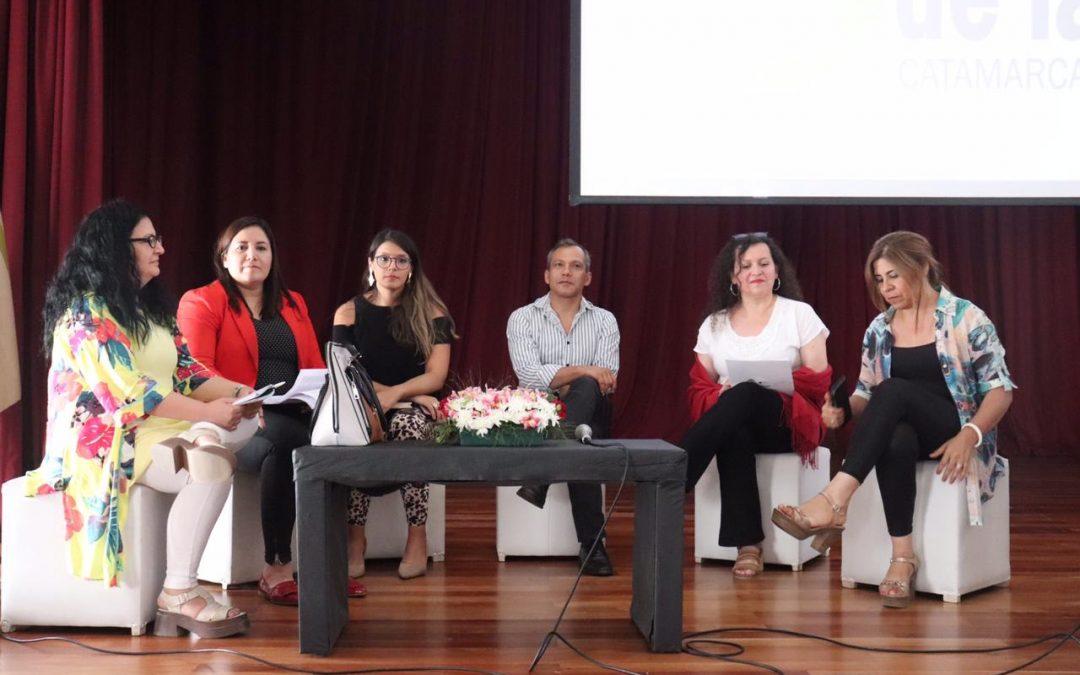 Jornada Derechos Humanos y Violencia de Género