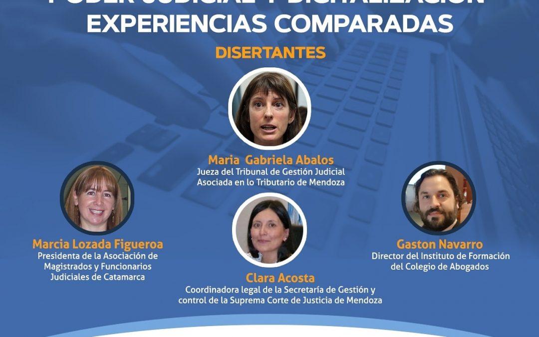 PODER JUDICIAL Y DIGITALIZACIÓN EXPERIENCIAS COMPARADAS