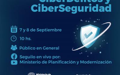 JORNADAS  CiberDelitos y CiberSeguridad